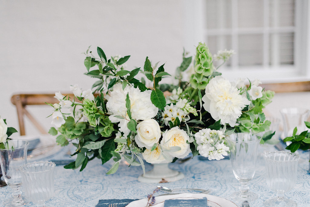 Elements of a Lovely Tablescape