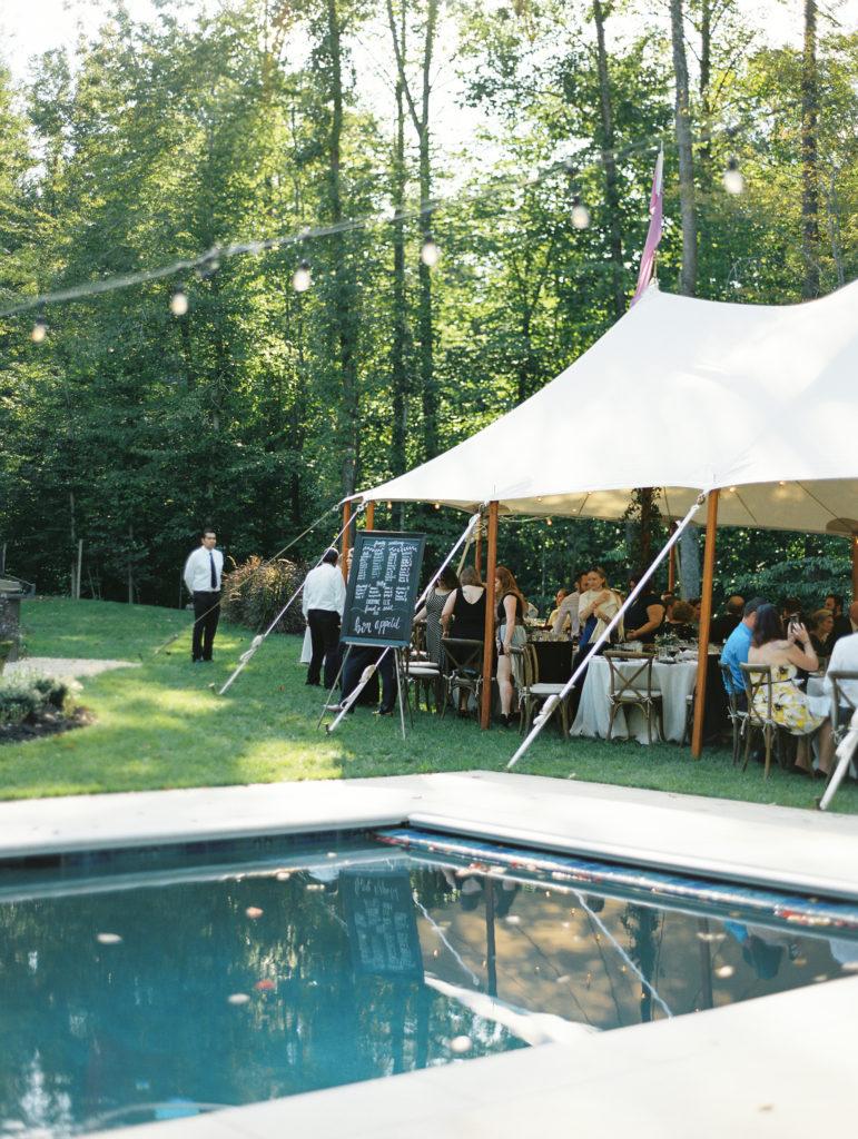 Elements of an Outdoor Wedding
