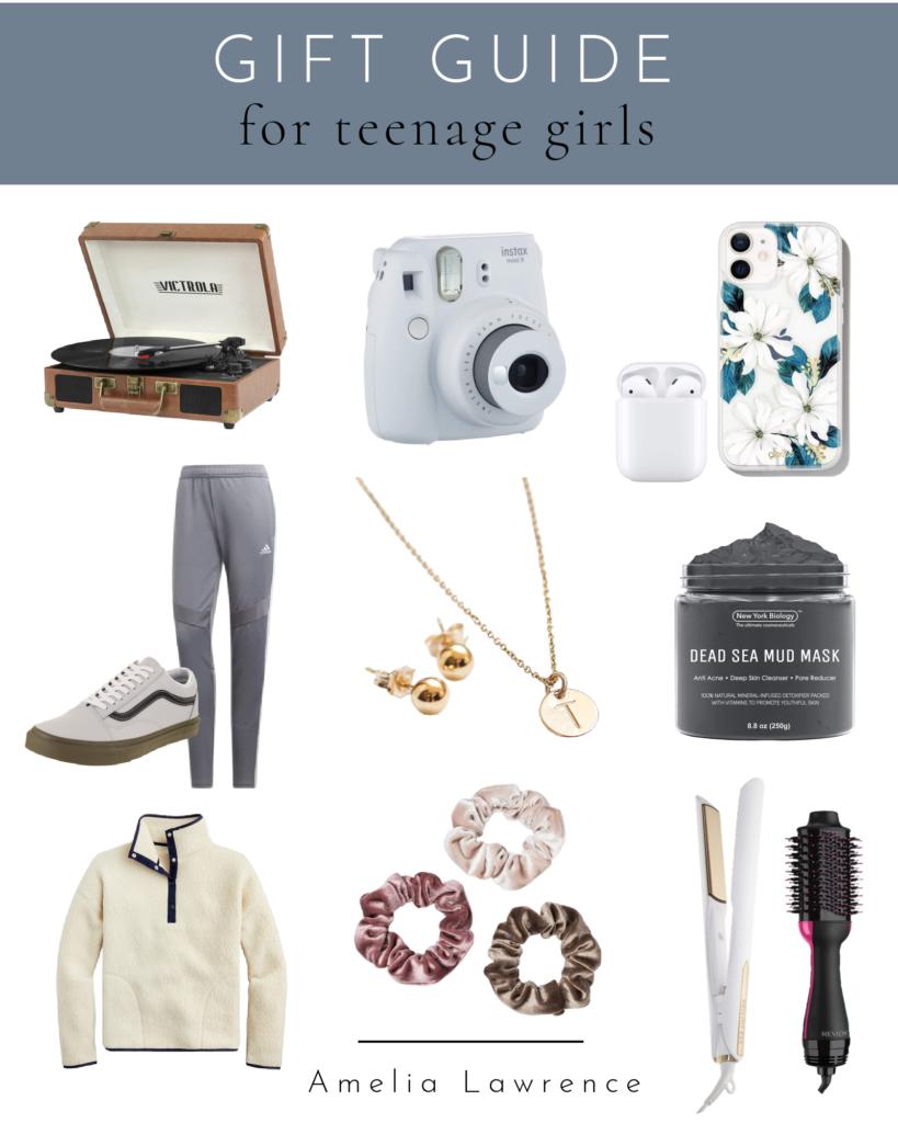Christmas Gift Guide for Teen Girls