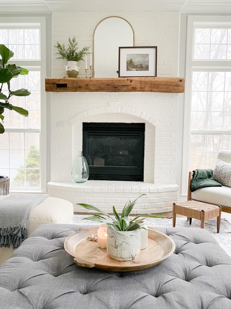 Cozy winter decor