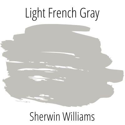 Sherwin-Williams-Light-French-Gray Paint